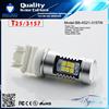 H7 27-LED White CANBUS Error Free LED Fog Head Light Turn Tail Backup Bulb 12V BB-4G21