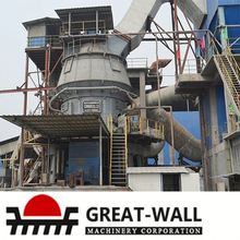 Dry process slag grinding plant / hgm168 grinding mill for limestone supplier