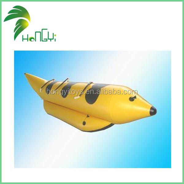 Worth Buying Hot Design PVC Banana Inflatable Boat