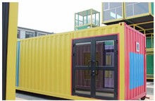 2015 style Easy assemble container office/house/storage