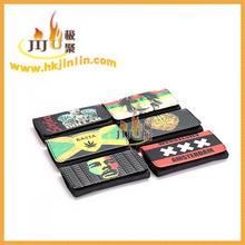 Top-61021 Yiwu Jiju tabaco de cuero bolsa