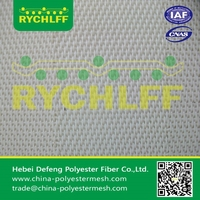 waste water treatment polyester press filter belt