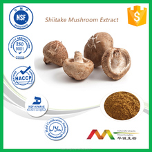 GMP High Quality Shiitake Mushroom Extract Powder Polysaccriarides 30% 1 Kilogram (Min. Order)