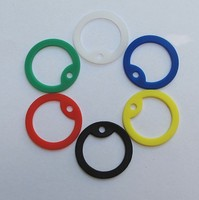 Silencer for Dog Tags, Army Tag Silencer ,Identity card tags metal tag identity card rubber ring