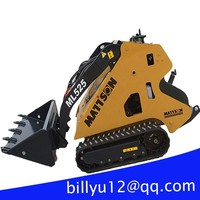 MATTSON 380kg compact mini skid loader on sale Hysoon Dingo Bobcat