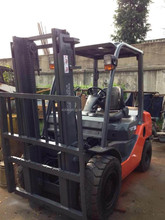 Used 3 Ton TOYOTA Forklift For Sale