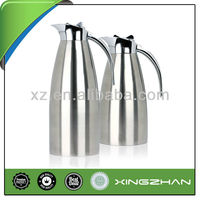 1L/1.5L 304# Stainless Steel Double Wall Vacuum Jug Flask / Insulated Coffee Pot / Thermos Carafe