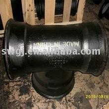 Ductile iron All Socket Tee