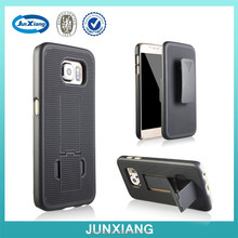 i pattern mobile phone case belt clip holster for samsung galaxy S6