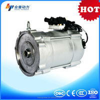 Low voltage Brushless 5kW 3000 rpm Electric AC Motor