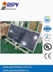 Popular sale!!! Polycrystalline solar panels 130W, Sun power PV module, solar plates, Cheap price per watt