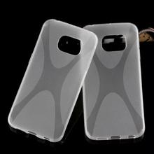 New X line tpu soft Gel skin back cover case for Samsung Galaxy S6 edge G925F