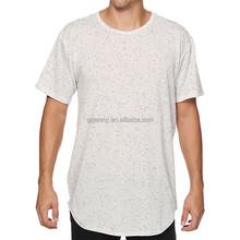 men's elongated t shirt wholesale