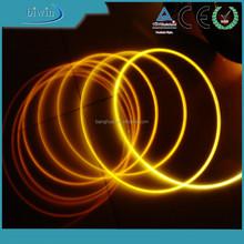 Side Glow Plastic Optical Fiber Lighting Fixture