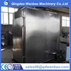 PLC control meat smoking house machine with best price for sale/smoked furnace