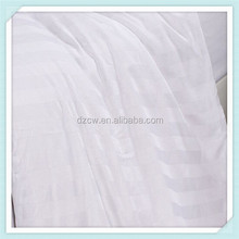 2015 High quality Sheeting Fabric 100% Cotton combed Satin weave fabric for home textile