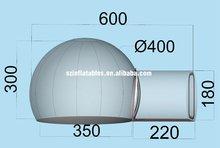 transparent cheap inflatable bubble tent for sale