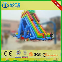 High quality cheap top quality inflatable water slide sale