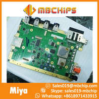 High Quality referbished Console Motherboard with Bluetooth Wifi module for Wii, PCB board for Nintendo