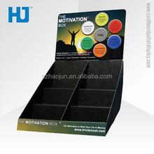 Hot-Selling Printing Advertising Cardboard Display Box For Department Store