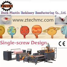 High Frequency and Hot Sale air bubble film machine(Single-screw design)