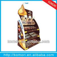 Komori new desgin hot sales bread cardboard display box