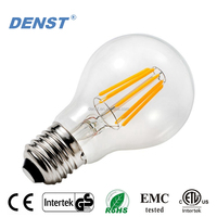 A19 General Purpose Energy Saving Dimmable LED Household Light Filament Bulb