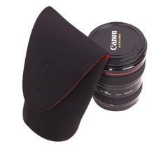 high elstic waterproof camera lens bag