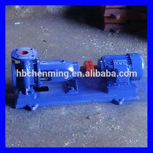 IS tipo completa sistema de la bomba de agua eléctrica completa para el riego
