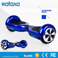 Red 2 Wheeled Self-Balancing Two Wheels Io Hawk Iohawk Hover Board Electric Scooter