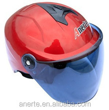 Anerte cheap popular safe half face moto helmet B-306 abs/pp industrial safety helmet