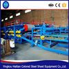 Eps compound panel roll forming machine, Eps sandwich panel making machine