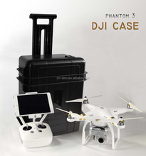 Rugged Waterproof Heavy Duty Carrying Case with Foam for DJI phantom3