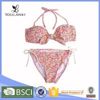 fashion new product triangle ladies hot sex girl bikini swimwear swimsuit