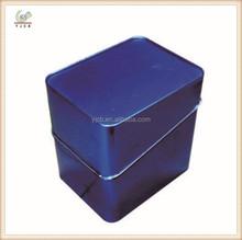 Hot Saling Fashional Rectangle Tin Candy Gift Storage Packaging Box