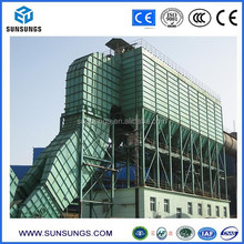 Strong adaptability capture different nature of the dust long service life dust control machine