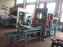 QT4-20 Low Capacity Concrete Binjiang Block Brick Making Machinery