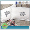 Custom Printed Pillow Cases Sublimation Pillow Case