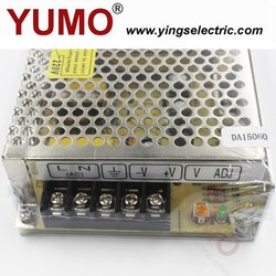 YUMO S-75-24 CE Certificate Single phase Output 70w Switching Power Supply