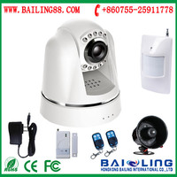professional 3g gsm video camera security alarm support sms email video mms