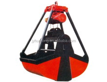 High capacity rotating excavator grapple for all types of CAT Excavators
