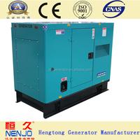 Chinese Brand Shangchai Super Silent Generator