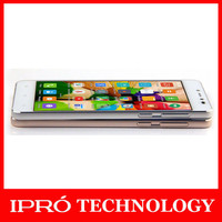 """IPRO A58 2015 New Ultra Slim Android Smart Phone MTK 6582V/W Celular Glass Screen 5"""" WCDMA 3G Celulars Android 5.0 Mobile Phone"""