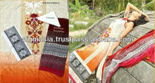 Ladies Cotton/Lawn Shalwar Kameez and Dupatta