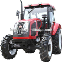100hp 4WD tractor with epa