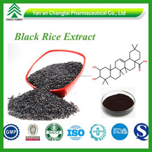 New HOT product Coming Black Rice Extract powder in herbal extract
