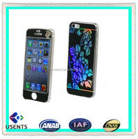 dongguan latest tempered glass screen protector mobile phone, tempered glass film for iphone