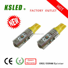 2015 hot sales OSRAM chip T10 car lamp alibaba china led used car sales 1.5W-80W IP67 9-30V Waterproof CE and ROHS