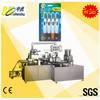 pen blister card packaging blister card heat sealing machine