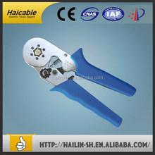 LXC8 6-6 integral lock self-adjustment hex pipe sleeve connector plier swith self-releasing mechanism